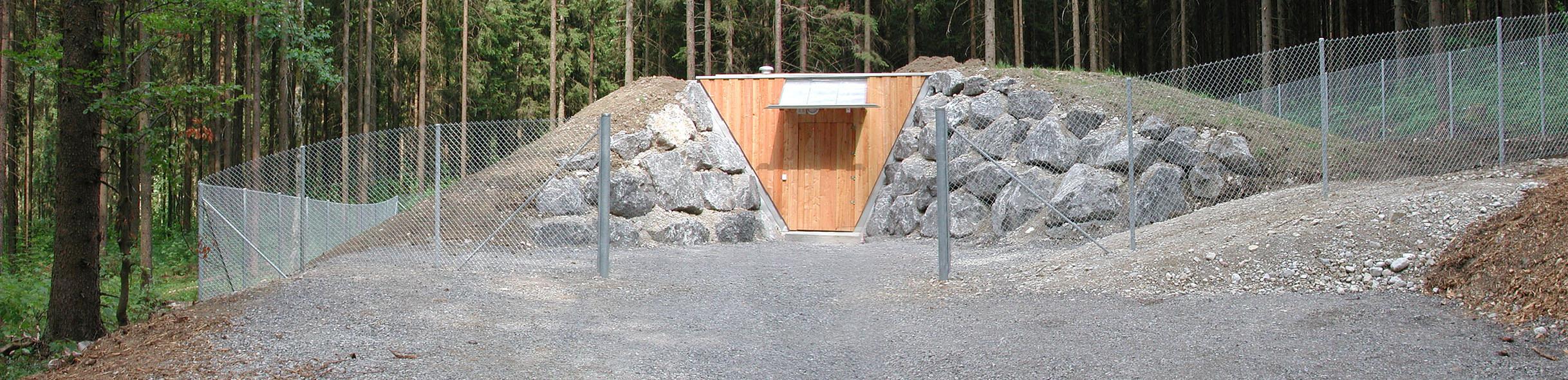 INFRA - Ingenieurbüro für Infrastruktur - Brunnen Schliersee
