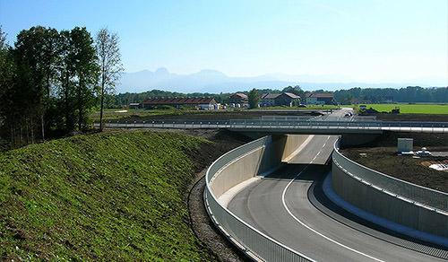 Straßen- & Brückenbau - Infra Ingeniuerbüro für Infrastruktur